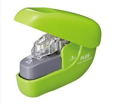 Magic Stapleless Stapler