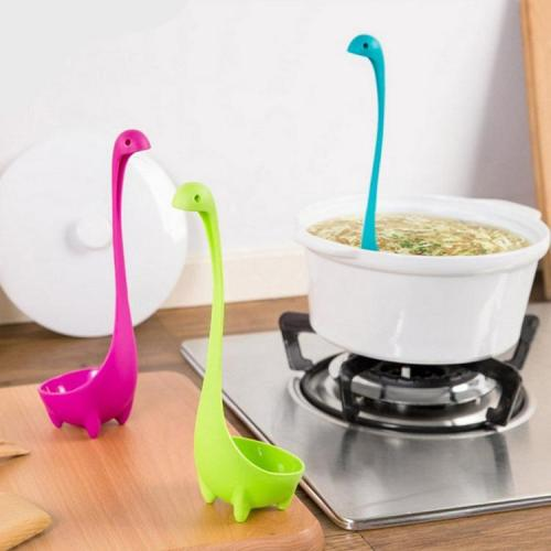Set of 3 Creative & Cute Dinosaur Ladles