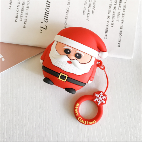 AirPods Christmas Cartoon Case Cover