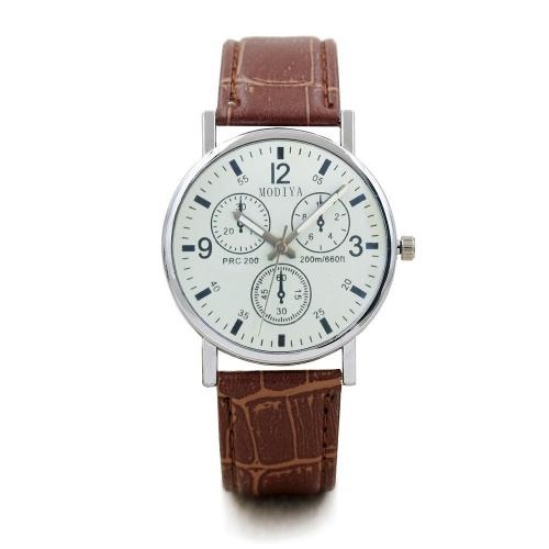 Men's Minimalist Wrist Watch