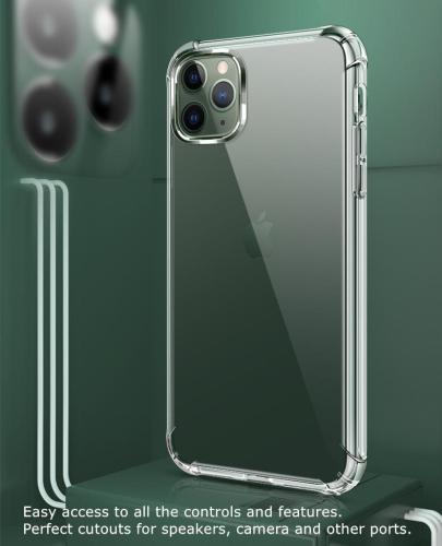 Upgrade Transparent Case For iPhone