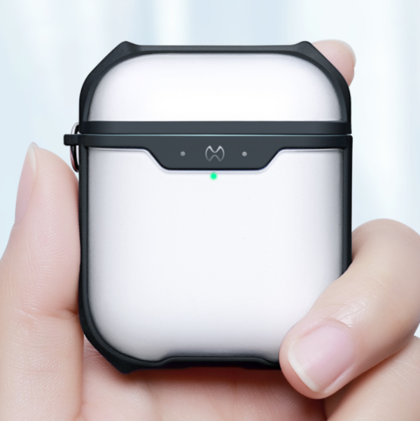 Simple Fashion Matte AirPods Case Cover