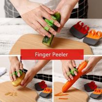 Sharp Blade Finger Peeler ( 3pcs/Set )