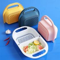 Creative Folding Multifunctional Drain Basket