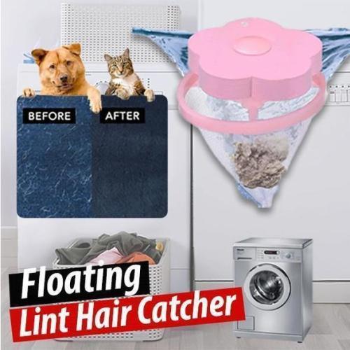 Floating Pet Fur Paper Catcher