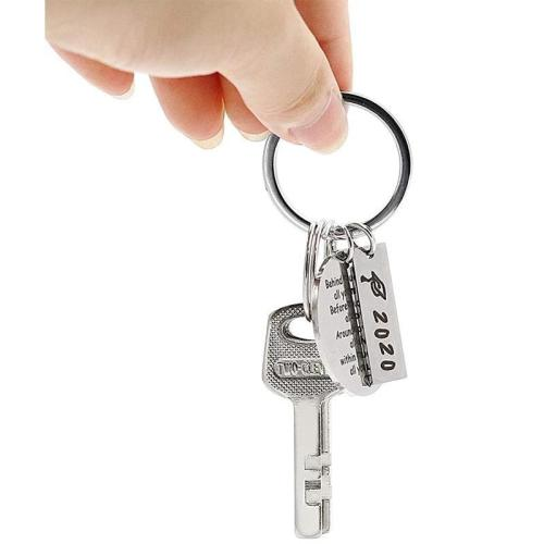 2020 Graduation Keychain