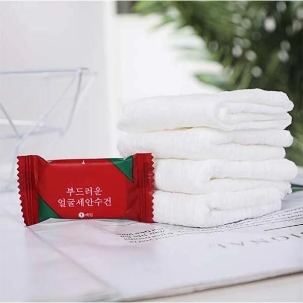 Disposable Travel Cotton Towel 20pcs