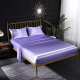 Fashion Solid Color Easy Care Bedding Sheet Set