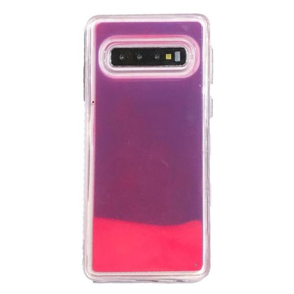 Luminous Dynamic Quicksand Cover Case For Samsung