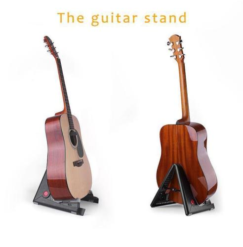 Portable Stand for Guitars