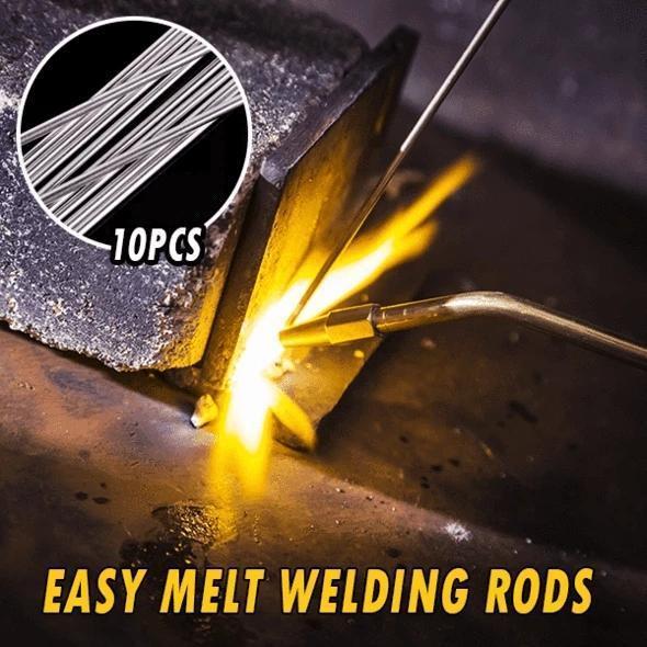 Easy Melt Welding Rods ( 10Pcs )