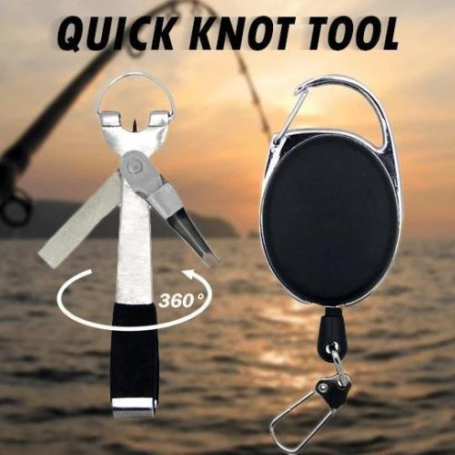 3 In1 Quick Knot Tool