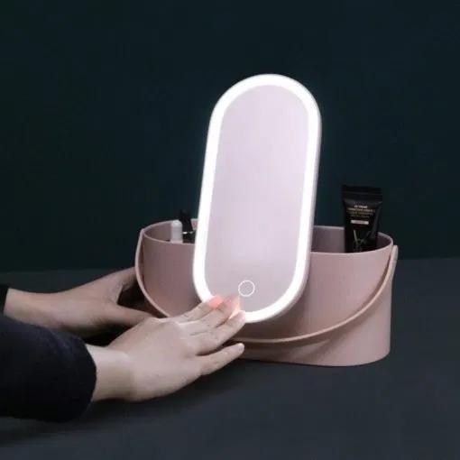 Portable Travel Makeup Case