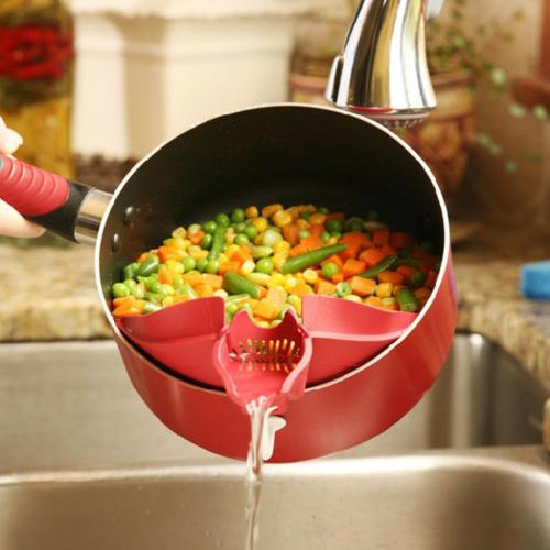 Vegetables Food Control Drain Device