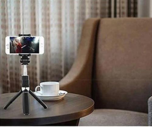 3 in 1 Wireless Bluetooth Selfie Stick