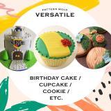 🔥WHOLE SET(6PCS)🔥 3D Cake Decoration Pattern Mold