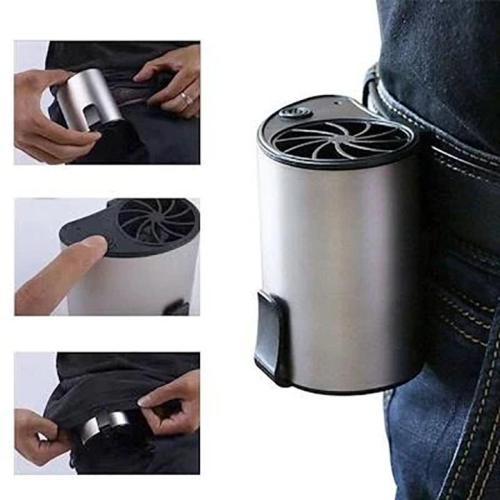 Powerful Portable Waist Fan
