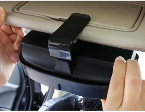 Auto Car Glasses Case