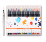 Paintaholic Watercolor Brush Markers Set