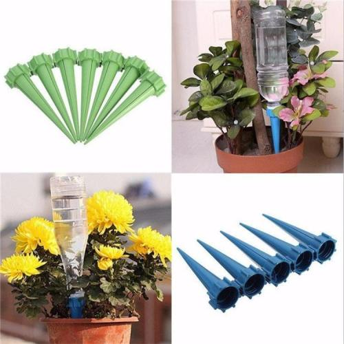 Automatic Watering Irrigation Spike Garden Plant Flower Drip Sprinkler