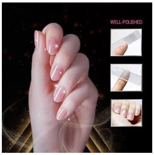 BUY 1 GET 1 FREE !  Nano Polished Glass Nail File