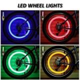 Waterproof Led Wheel Lights(4 PCS)