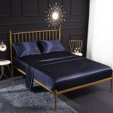 Fashion Solid Color Easy Care Bedding Sheet Set