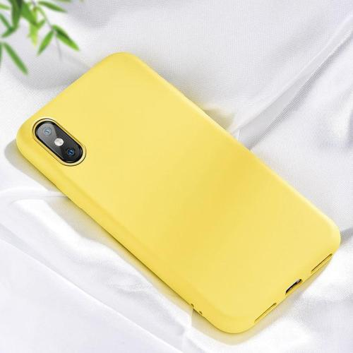 Original Solid Color Case For iPhone