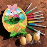 2020 Best Easter Gift-Fun DIY Eggs Set