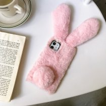 Cozy Bunny iPhone Case