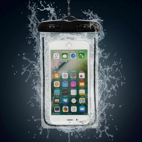 6 inch Universal Waterproof Touchable Case Phone Dry Bag