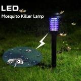 Solar ultraviolet mosquito killer lamp