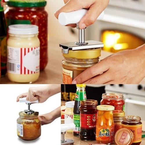 Adjustable Hand Jar Opener