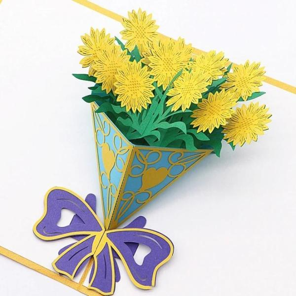Pop-up Mother's Day Cards