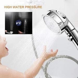 3 In 1 High Pressure Shower Head