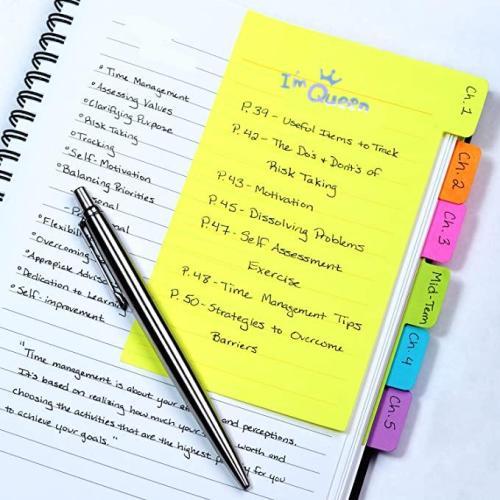 Back To School Sticky Notes