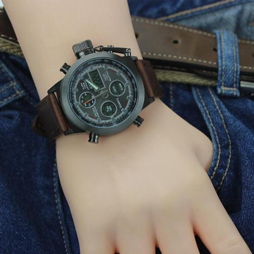 Multi-style Men's Watch