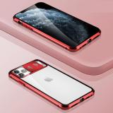 Sliding Camera Dual Protective Magnetic Case for iPhone11 Series
