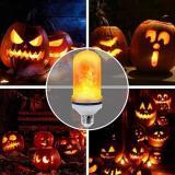 Flame Effect Light Bulb
