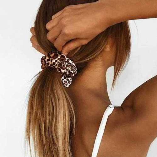 3Pcs Vintage Scrunchie Hair Accessories