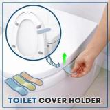 4Pcs Toilet Cover Holder