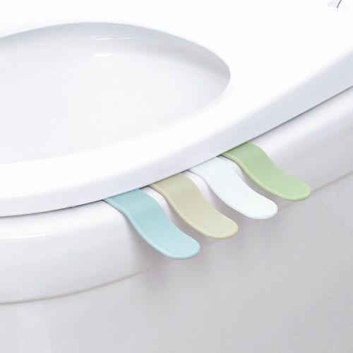 4Pcs Toilet Cover Holder