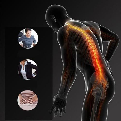 Stretch Equipment Back Massager