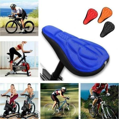 3D Soft Bike Seat Saddle Cover