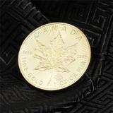 2015 Canadian Maple Leaf Gold Coin