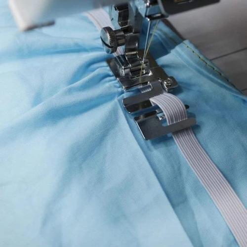 Elastic Sewing Machine Foot With Elastic