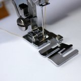 Elastic Sewing Machine Foot With Elastic