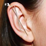 Ear Wrap Crawler Hook Earrings