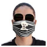 Dog Lover Cloth Face Mask