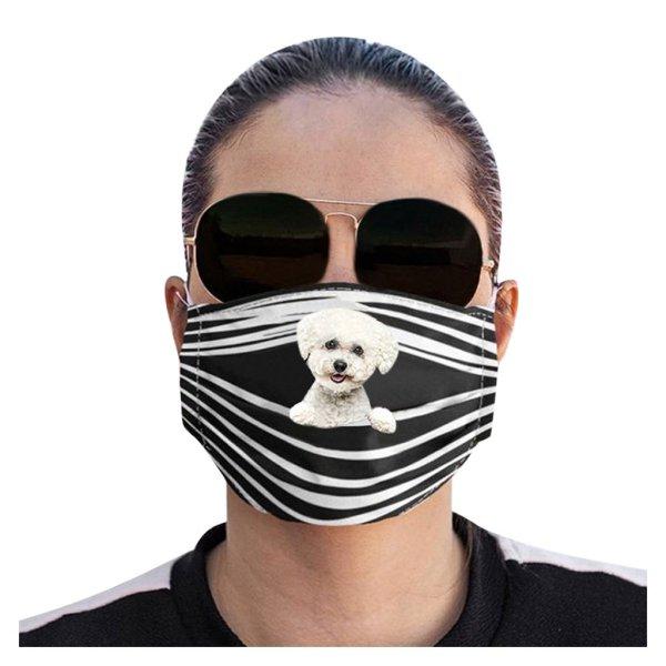 Dog Lover Cloth Face Mask
